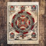 6. Mandala tibetano